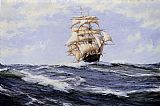 Montague Dawson The Torrens painting