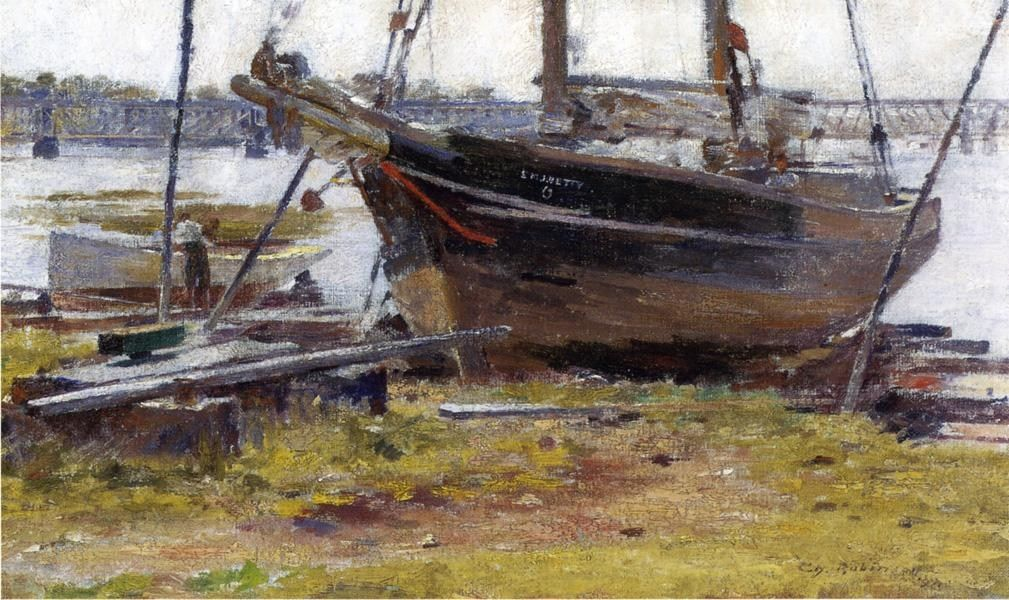 Theodore Robinson The E. M. J. Betty