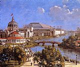 Theodore Robinson World's Columbian Exposition painting