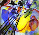 Abstract paintings - Improvisation by Wassily Kandinsky