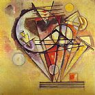 Wassily Kandinsky On Points painting