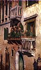 Venice paintings - Venice by William Merritt Chase